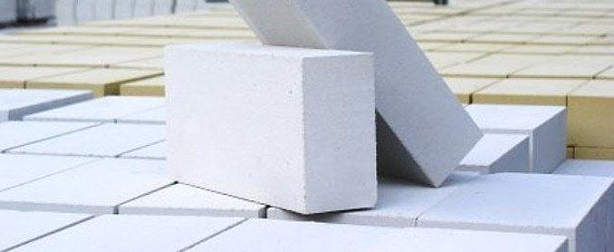 Белый силикатный кирпич