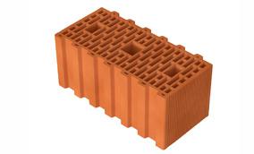 Керамический блок с пазогребневым соединением ГОСТ